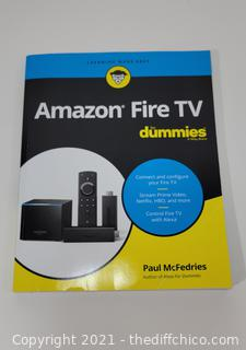 Amazon Fire TV For Dummies 1st Edition