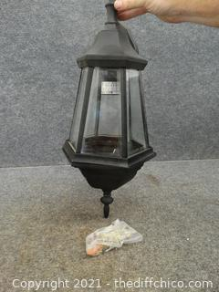 Black light Fixture
