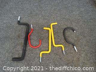 Garage Hooks