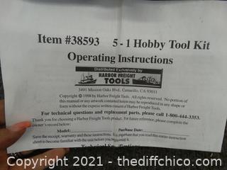 5 in 1 Hobby Kit