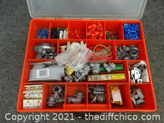 Organizer With Contents