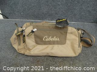 Cabelas Bag New With Tags