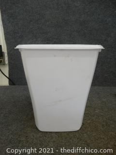 Small 3 Gal  Sterilite Trash Can