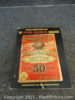 Sears Roebuck Catalog From 11902-1909