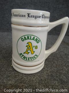 Oakland A's Mug