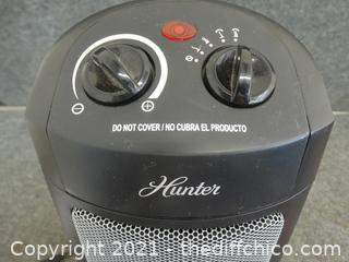 Hunter Osculating Heater Works