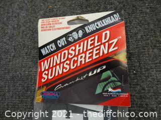 WindShield  SunScreen