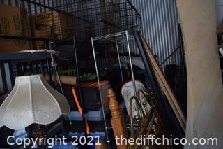 Storage Unit #85 size 10ft x 20ft Auction