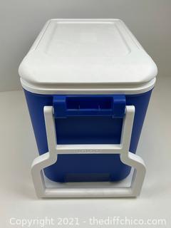 Igloo Wheelie Cool 38 Quart Cooler