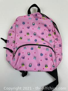 Nintendo Animal Crossing Cats Mini Backpack