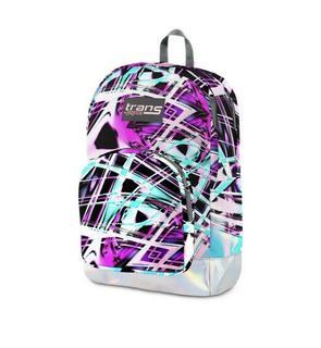 "NEW Trans by JanSport 17.5"" Overt Backpack - Light Show"