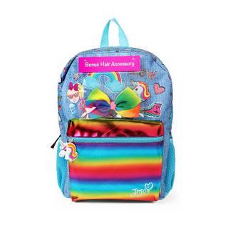 NEW JoJo Siwa 16 Kids Backpack with Bonus Hair Bow