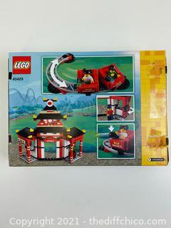LEGO LEGOLAND NINJAGO World 40429 Building Kit (Pre-owned unsure if complete)