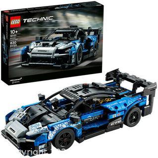 LEGO® Technic™ - McLaren Senna GTR™ 42123 (Pre-owned unsure if complete)