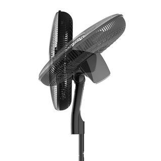 "Lasko 18"" Cyclone Pedestal Fan with Remote Control"