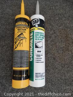 Concrete Sealer & Concrete Repair