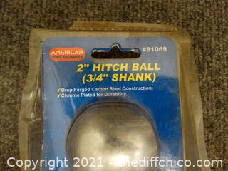 "2"" Hitch Ball"