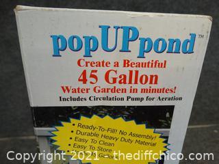 NIB Pop Up Pond