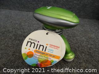 Homedics  Mini Massage on The  Go