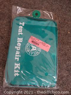 Tent Repair Kit New