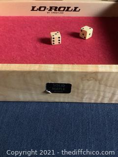 VINTAGE GAMES! CRIBBAGE BOARD & MORE!  NICE LOT!