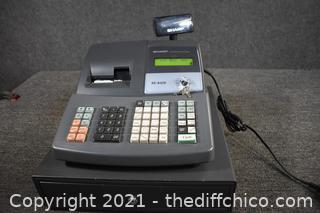 Working Sharp XE-A42S Register