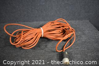 80ft Extension Cord