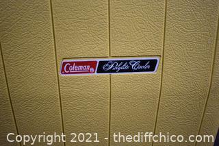 Coleman Ice Chest