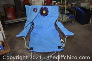 Folding Chair and Bag