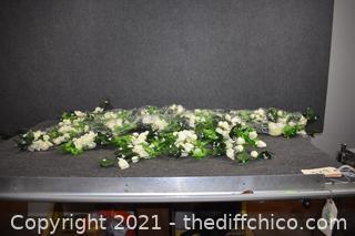 4 - New 46in long Flower Garlands