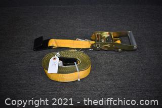 18ft Strap and Ratchet