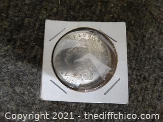 Replica 1893 Dollar