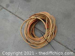 Orange Ext Cord 114ft