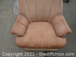 Flex Steel Chair
