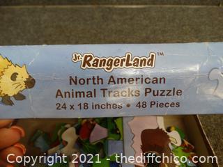 Rangerland Game