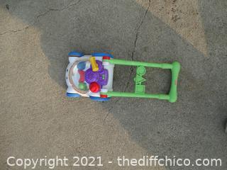Kids Toy Lawnmower