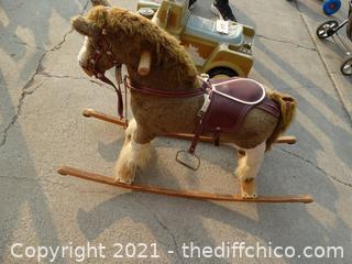 Kids Toy Horse