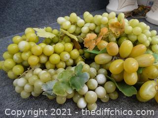 Artificial Grapes