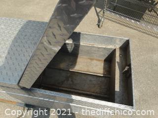 """Diamond Tool Box (insert 63"""" )x 69 1/2""""  total    wide -20 1/2"""""""