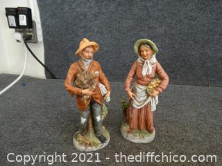 2 Statues See Pics