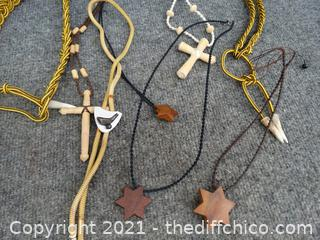 Bolo Ties Necklaces