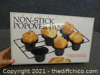Non Stick Popover pan