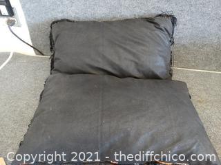 "Cowboy Pillows 24"" x 14"""