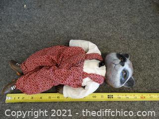 Racoon Doll