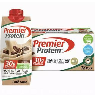 Premier 30g Protein Shakes 11 fl. oz., 18-pack