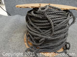 Spool Of Rope