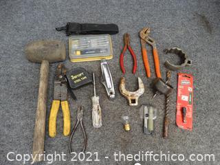 Mixed Tools