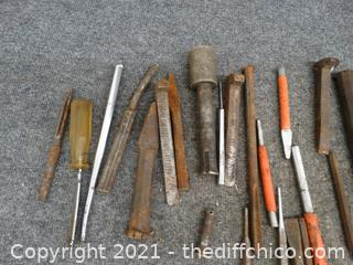 Cold Chisels