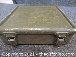 Military 1ST Aid Kit