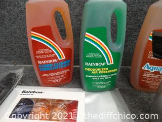 Rainbow Floor Cleaner